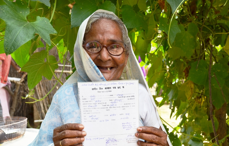 IWD 2019 Photo India Uttar Pradesh Piari Devi 1